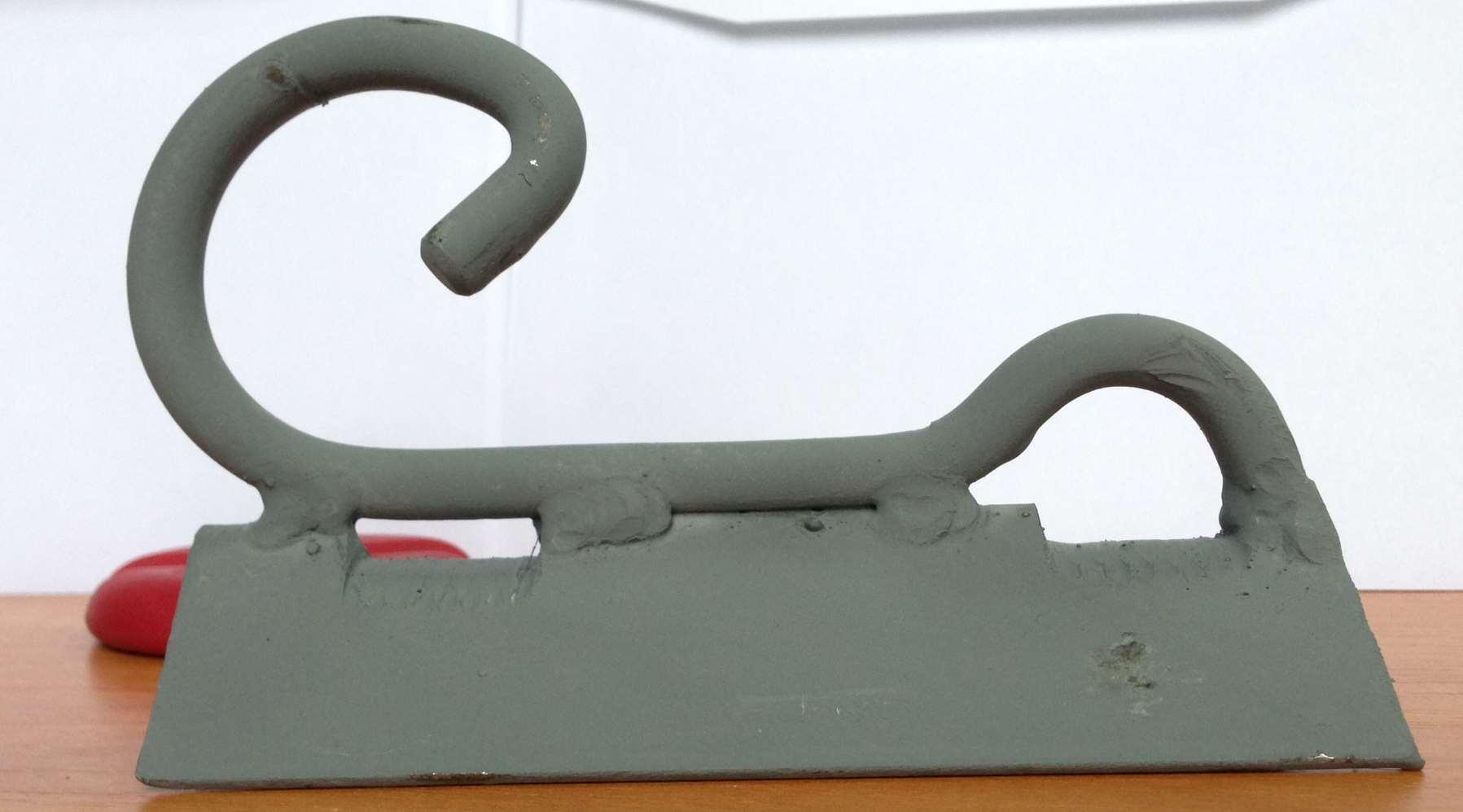 Купить Крюк для круглых и прямоугольных опор с доставкой по Украине. Цена и характеристики.