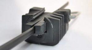 Купить Натяжной зажим Н4, для плоского кабеля с доставкой по Украине. Цена и характеристики.