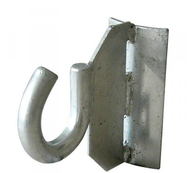 Купить Крюк для круглых и прямоугольных опор GHSO 16 с доставкой по Украине. Цена и характеристики.