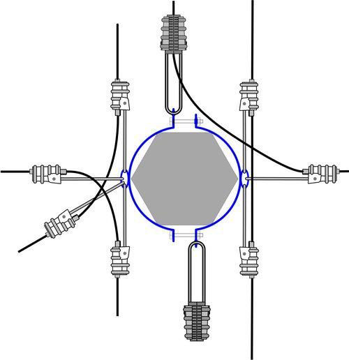 Купить Траверса для крепления кабельной арматуры, КТ251 с доставкой по Украине. Цена и характеристики.