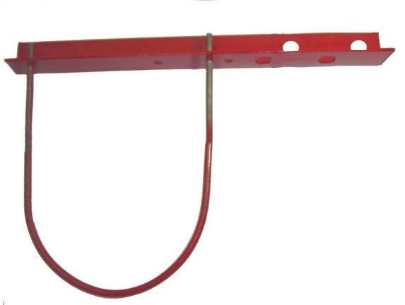 Траверса для крепления арматуры, T501